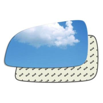 Left passenger near side wing mirror glass for Vauxhall Astra Mk5 H 04-2009 18LS